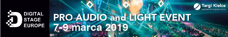 Digital Stage Europe 2019