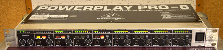Behringer Powerplay Pro8 caly