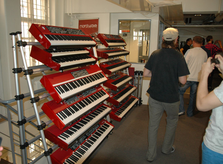 Clavia Nord Keyboards 02