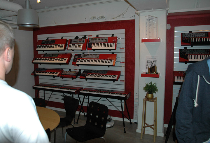 Clavia Nord Keyboards 03