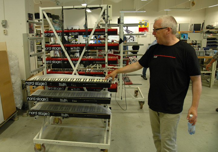 Clavia Nord Keyboards 04a