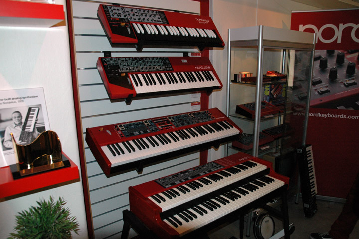 Clavia Nord Keyboards 05