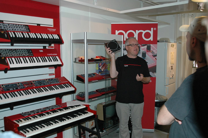 Clavia Nord Keyboards 06