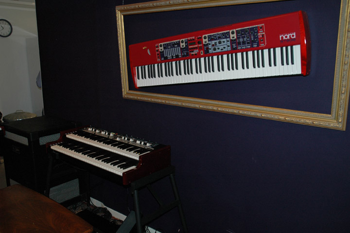 Clavia Nord Keyboards 09