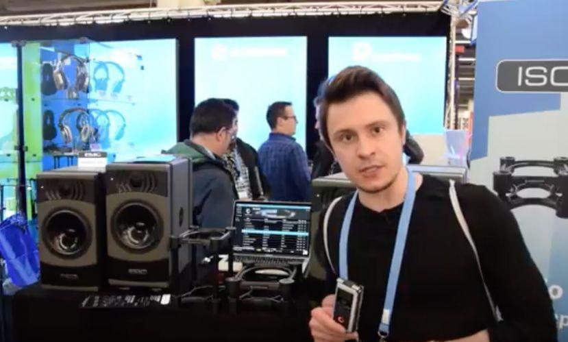 [Musikmesse 2018] IsoAcoustics - Izolatory akustyczne do monitorów odsłuchowych