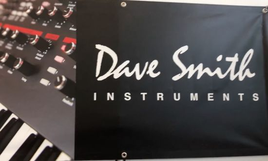 [SUPERBOOTH 2018] Dave Smith Instruments Sequential Prophet X - Hybrydowy syntezator