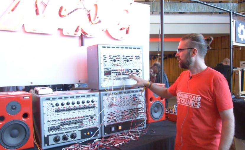[SUPERBOOTH 2018] XAOC Devices Odessa oraz Zadar - 2 nowe moduły eurorack