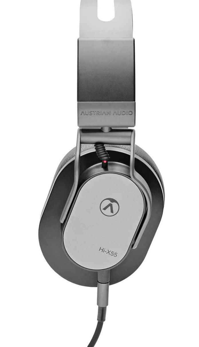 Austrian Audio Hi X55 side