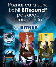 BITsound - profesjonalne polskie kable estradowe