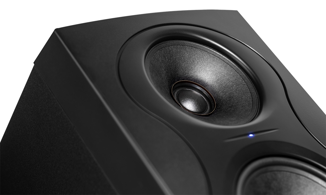 KALI Audio IN 5 3 way coaxial studio monitor coaxial speaker