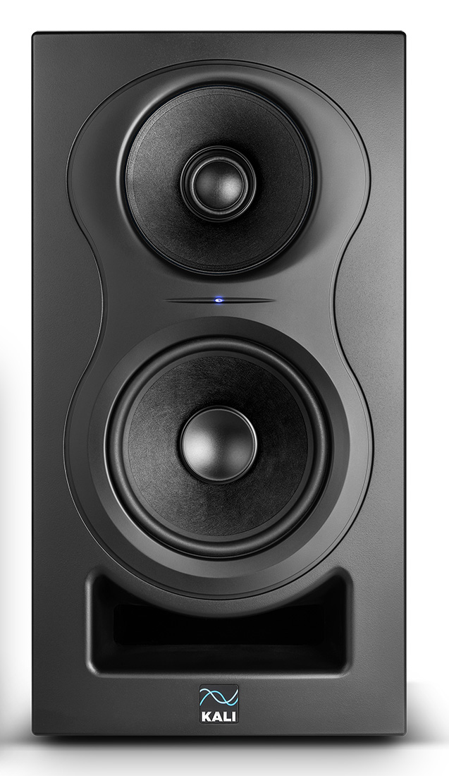 KALI Audio IN 5 3 way coaxial studio monitor vertical