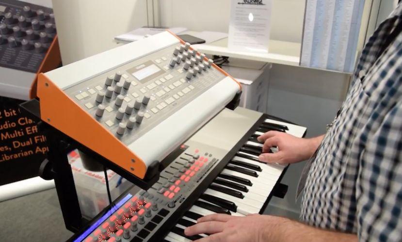 [Musikmesse 2018] Exodus Digital Valkyrie - Potężny cyfrowy syntezator