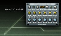 Amazing Machines AM107 - Generator obwiedni AHDSR do Reaktor Blocks