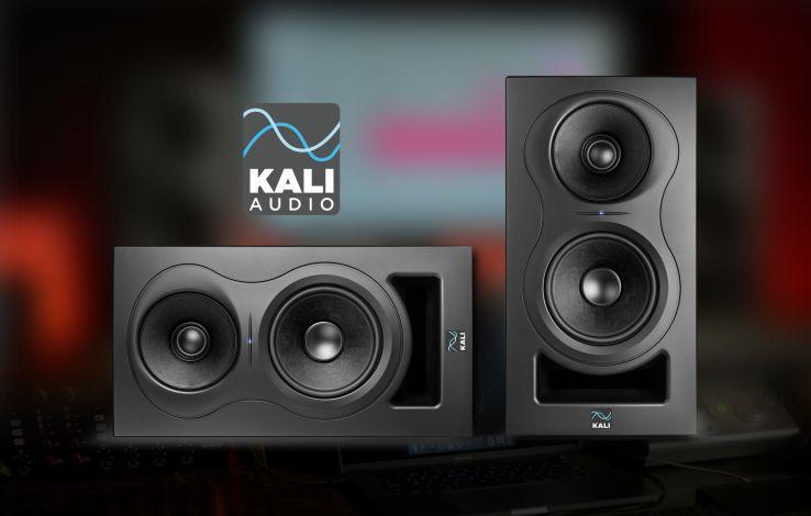 Kali Audio IN-5 – innowacyjne kompaktowe 3-drożne monitory studyjne ze współosiowym przetwornikiem
